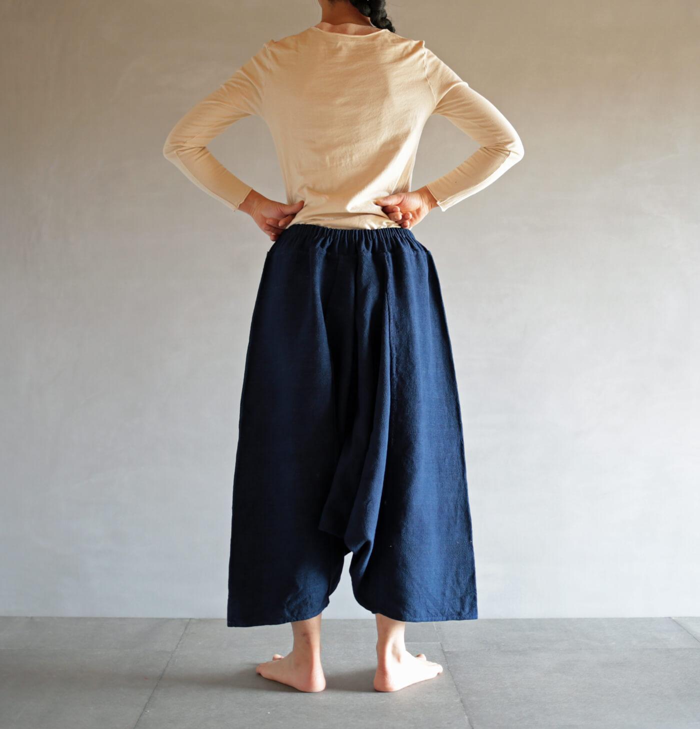 リスパンツとチベタンスカートのアイキャッチ画像