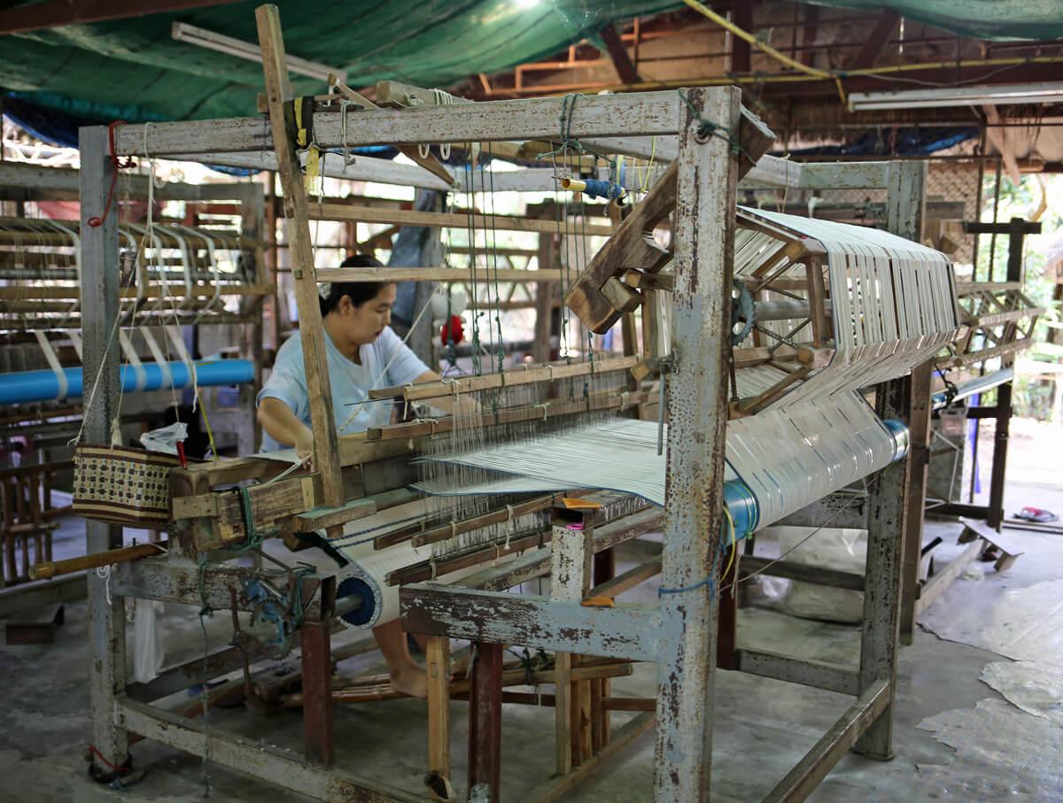 手織の村へのアイキャッチ画像