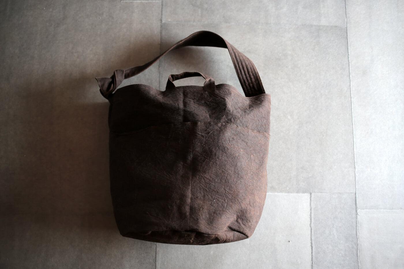 通販 寸胴バッグのアイキャッチ画像