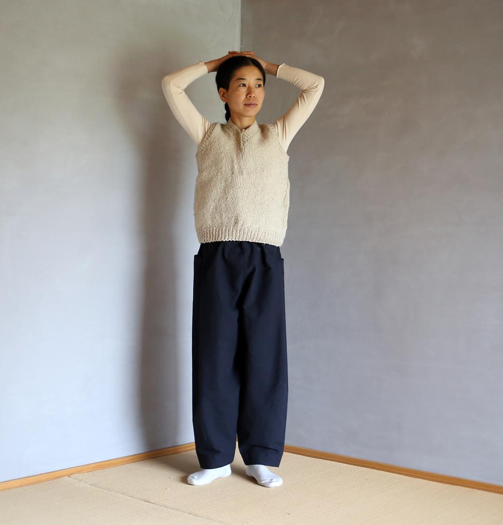 ボンタンパンツ、新しい布のアイキャッチ画像