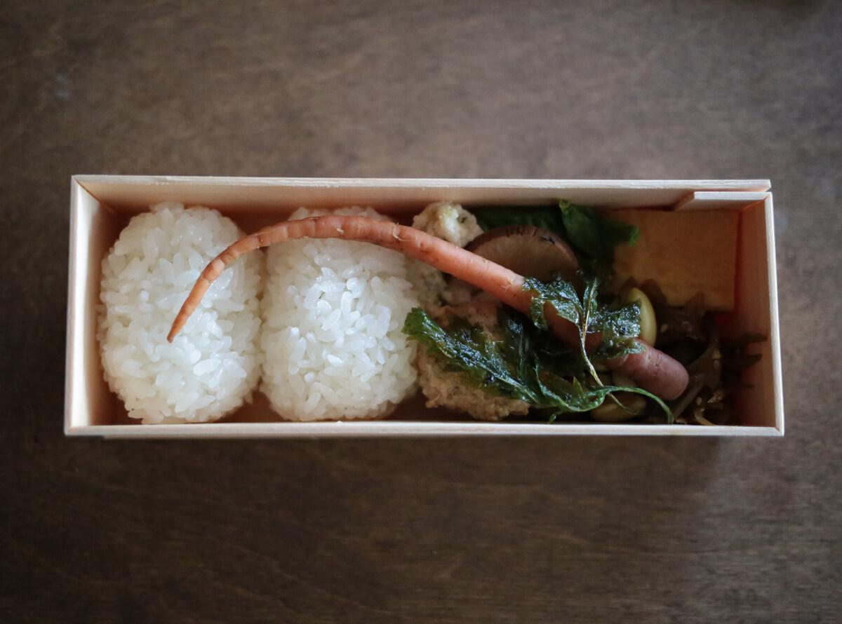 春のお弁当のアイキャッチ画像