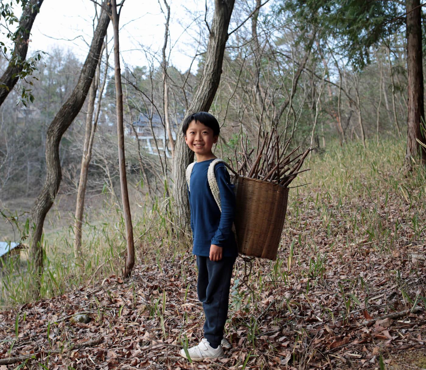 柴刈りのアイキャッチ画像