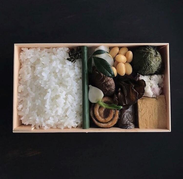 初夏のお弁当のアイキャッチ画像