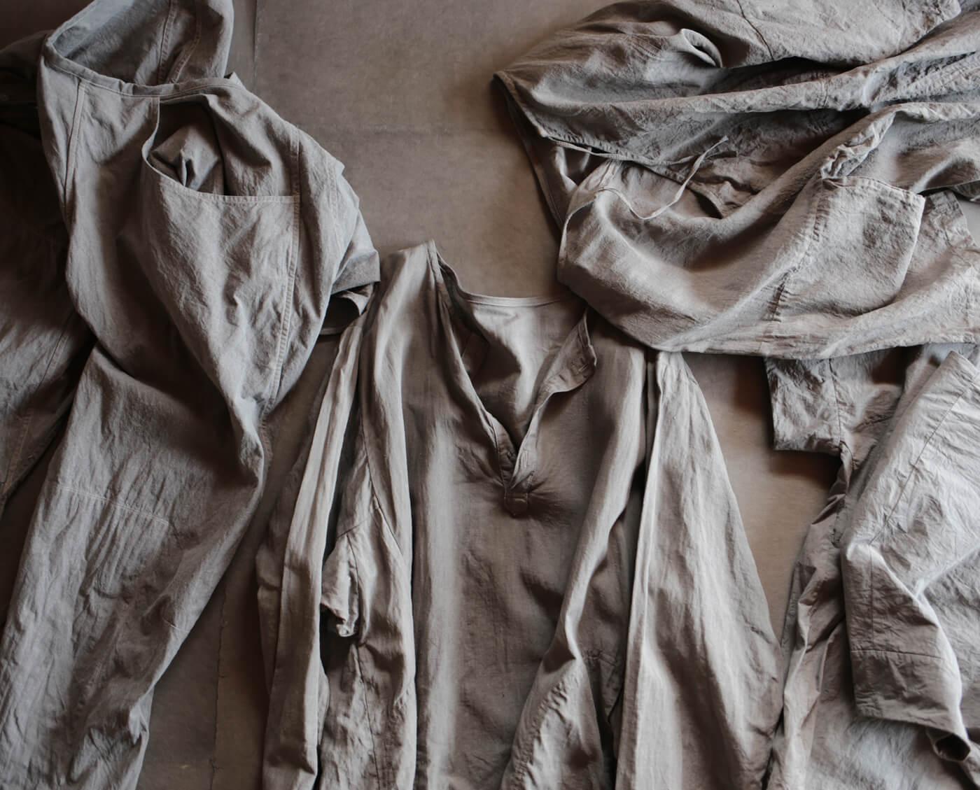 松の煤染めのアイキャッチ画像