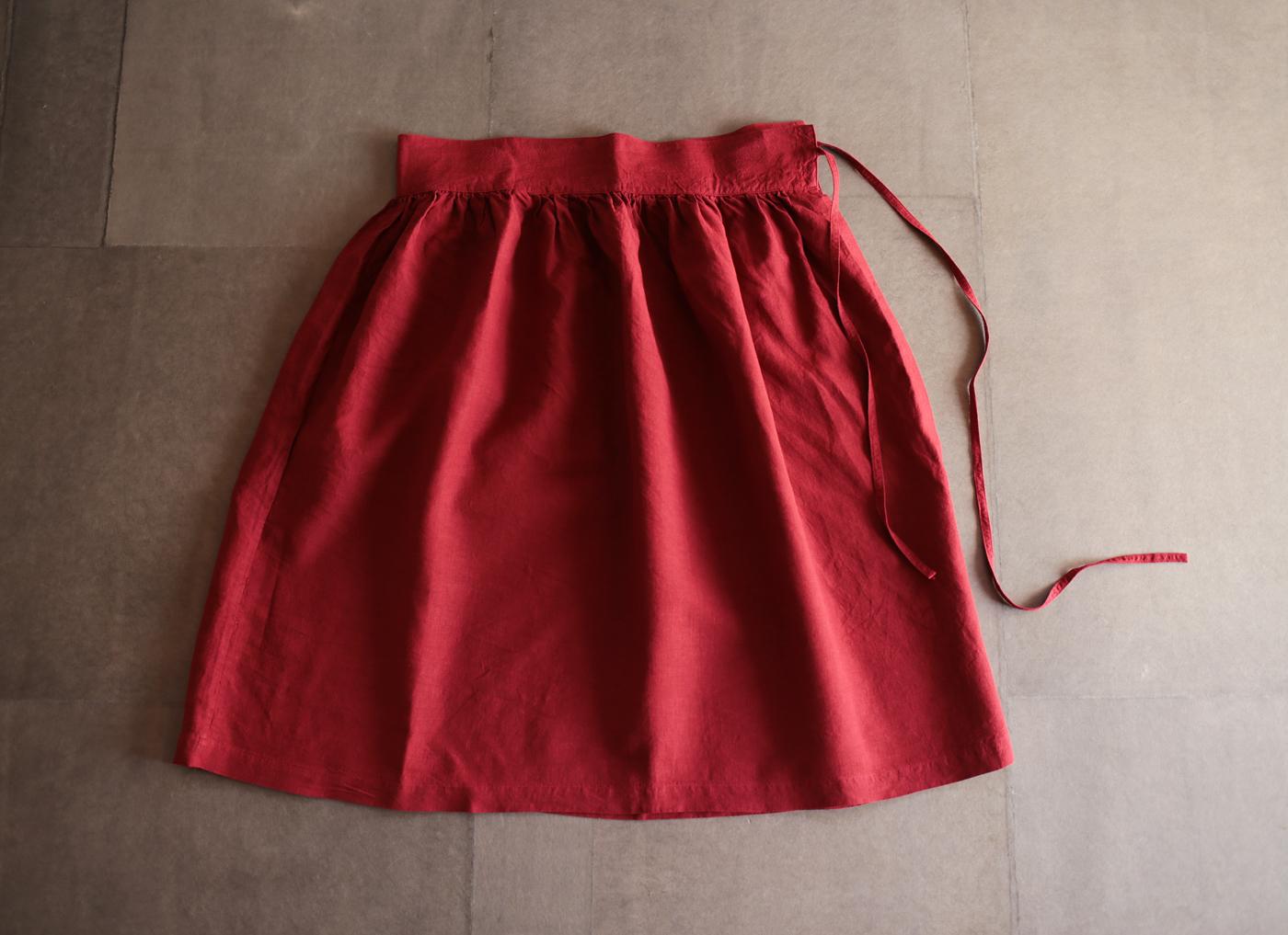 春夏のラップスカートのアイキャッチ画像