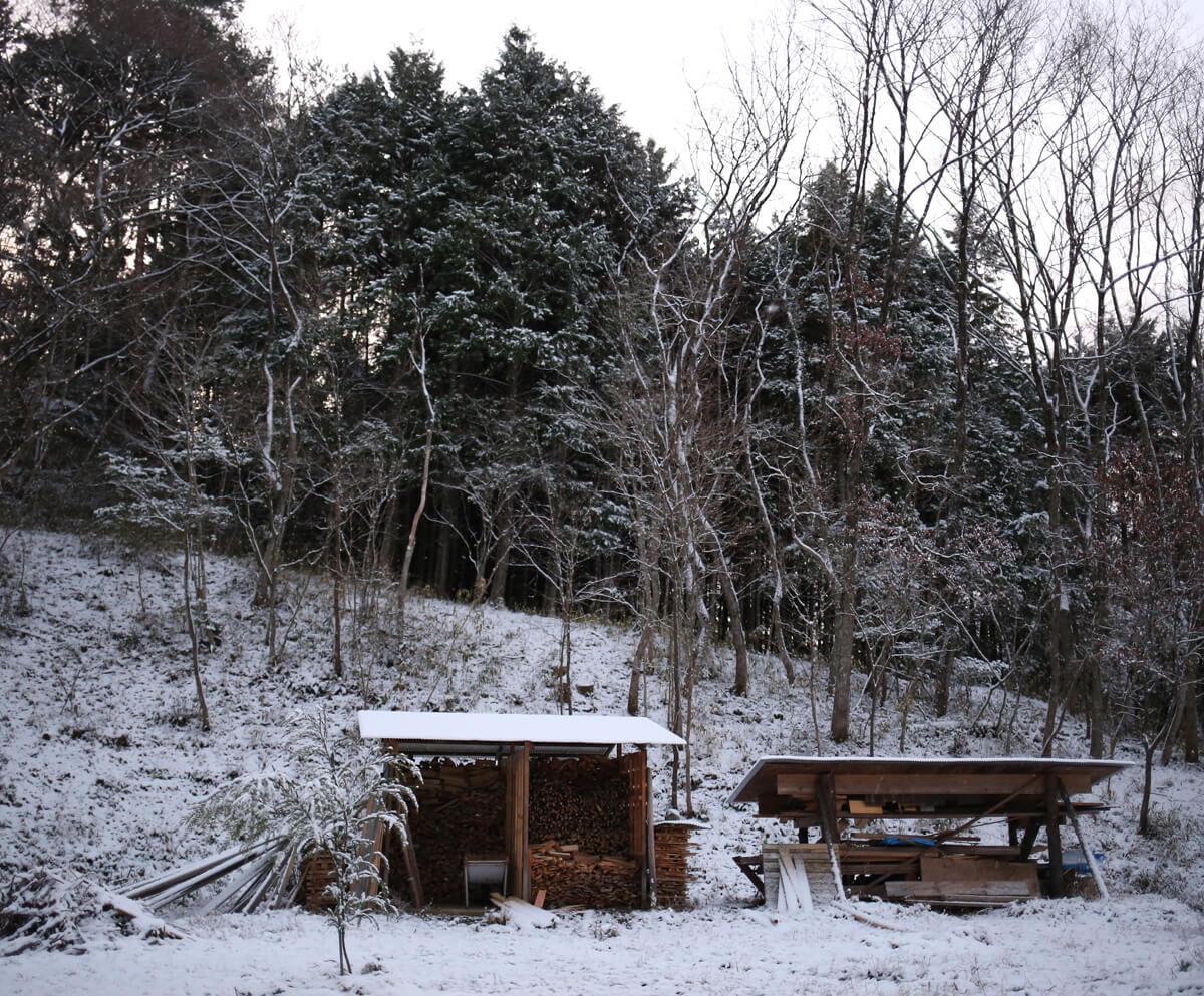 初雪のアイキャッチ画像